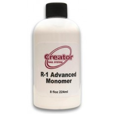Creator Advanced мономер R-1, 224 мл - 8 oz